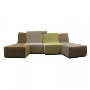 Модульный диван Бишоп секция 100В