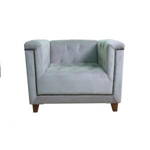 Кресло Флекс серое