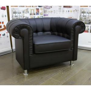 Кресло Хейфорд черное
