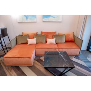 Варианты расстановки дивана модульного Кадьяк