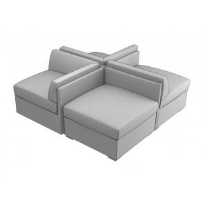 Варианты расстановки дивана модульного Кубэ