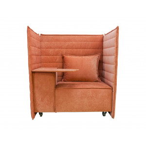 Полуторный диван Нэтворк модуль В со столом