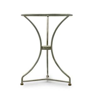 Кофейный столик Аврора кованый