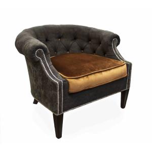 Кресло Аквила коричневое