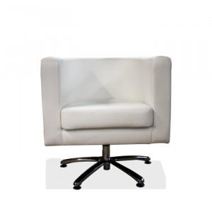 Кресло Дарик белый
