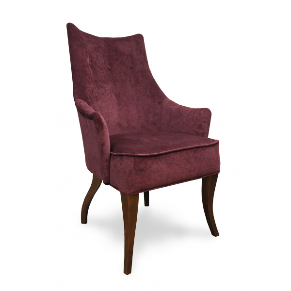 Кресло Дюранго Модерн на опоре деревянная (арт.777)