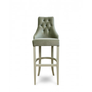 Барный стул Дадо на опоре барная деревянная (арт.222) (высота посадочного места 850 мм)