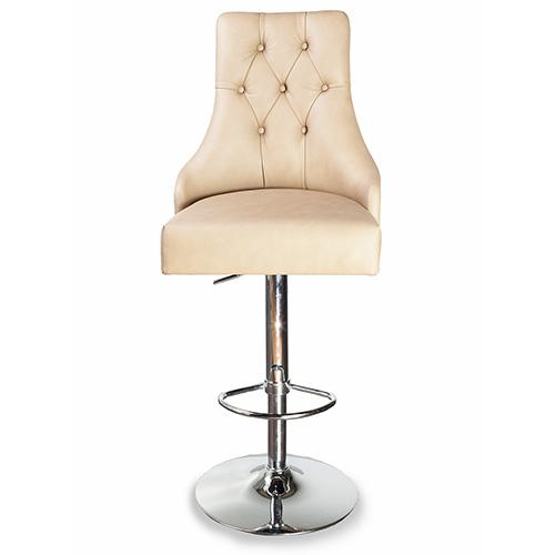 Барный стул Дадо на хромированной базе