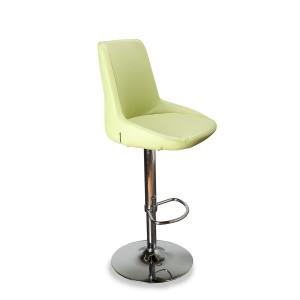 Барный стул Друз на барной хромированной базе