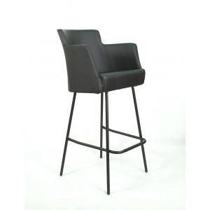 Барный стул Крипс на опоре барная металлическая (арт. AL-111)